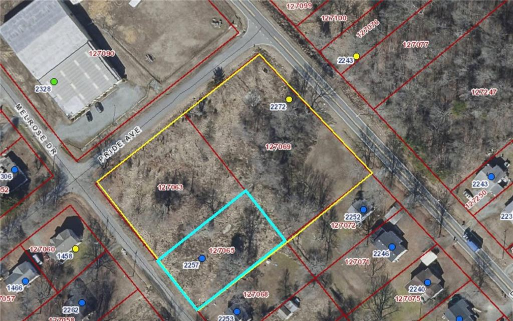 2257 Melrose Drive Property Photo - Burlington, NC real estate listing