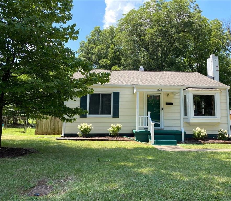 222 N Melville Street Property Photo - Graham, NC real estate listing