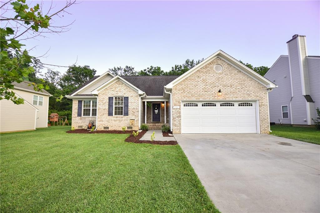 201 Joe Gibson Drive Property Photo - Gibsonville, NC real estate listing