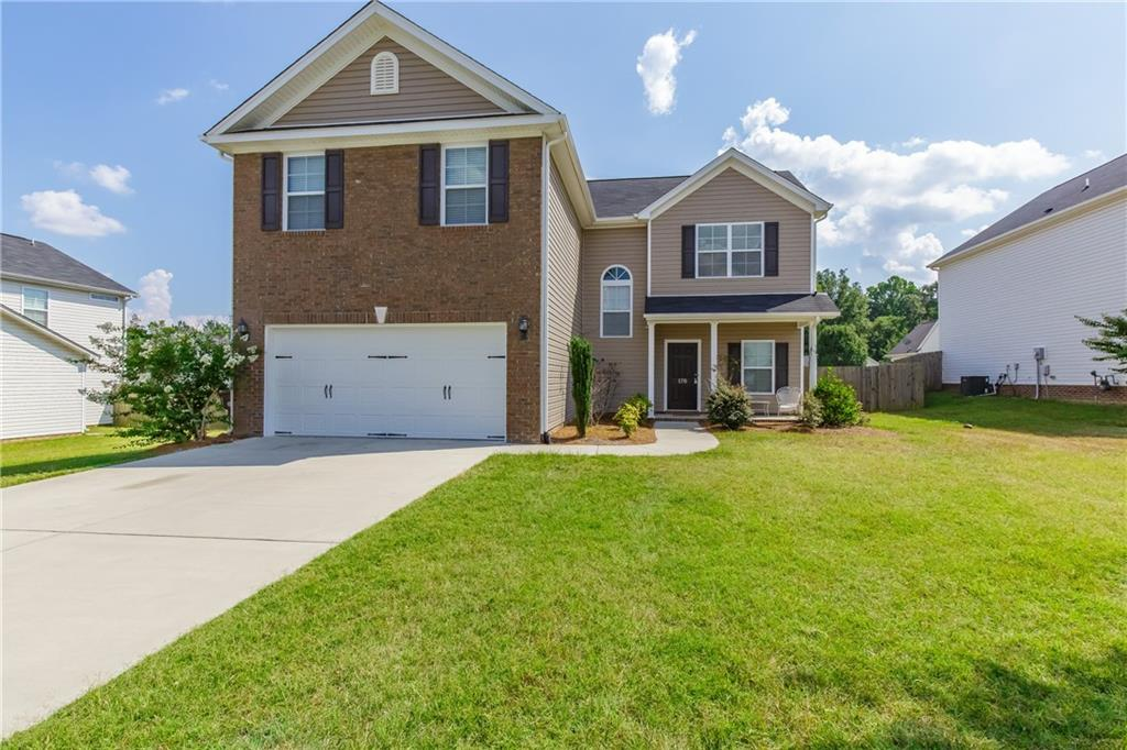 170 Sunflower Court Property Photo - Burlington, NC real estate listing