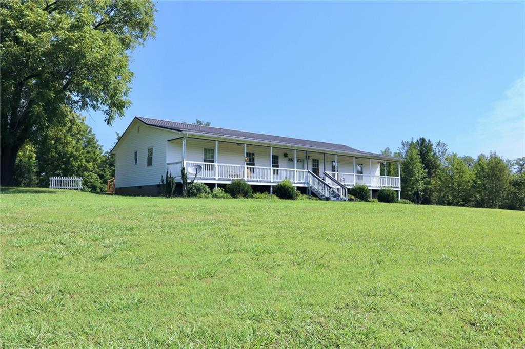 65 Zimmerman Road Property Photo - Blanch, NC real estate listing