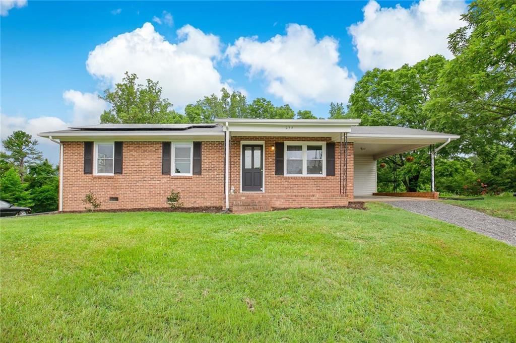 275 Melvin Wrenn Road Property Photo - Yanceyville, NC real estate listing