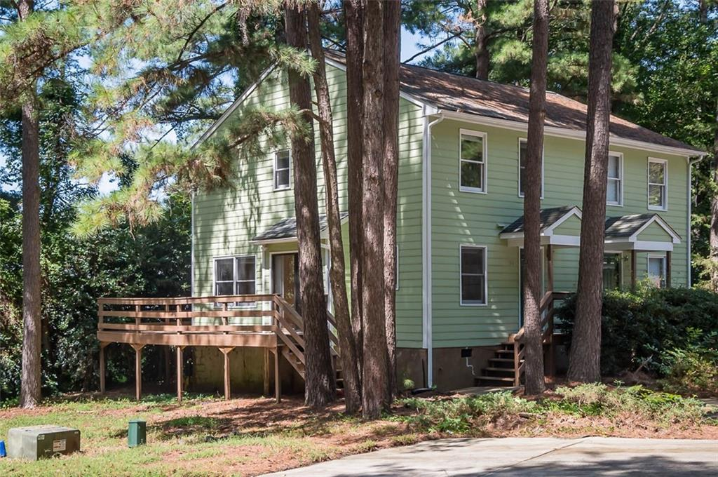 106 S Peak Drive Property Photo - Carrboro, NC real estate listing