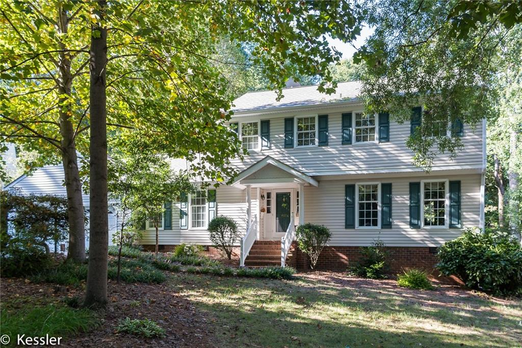 405 Courtland Drive Property Photo - Elon, NC real estate listing