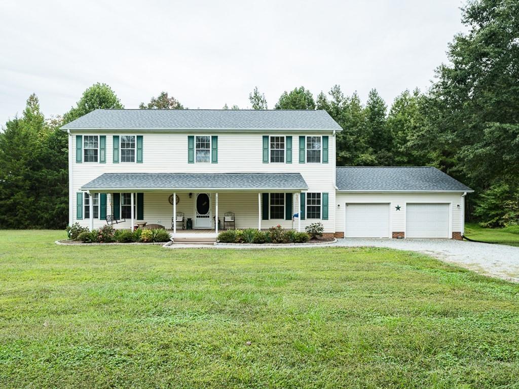 2085 Charlie Long Road Property Photo - HURDLE MILLS, NC real estate listing