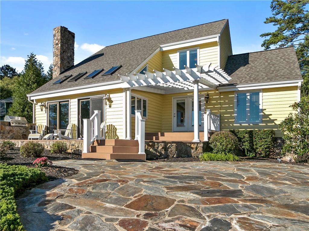487 Oak Pointe Drive Property Photo - Semora, NC real estate listing