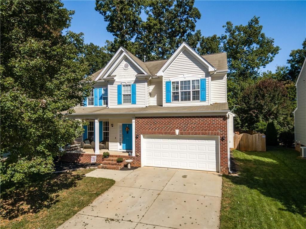 320 Large Oak Lane Property Photo - Mebane, NC real estate listing