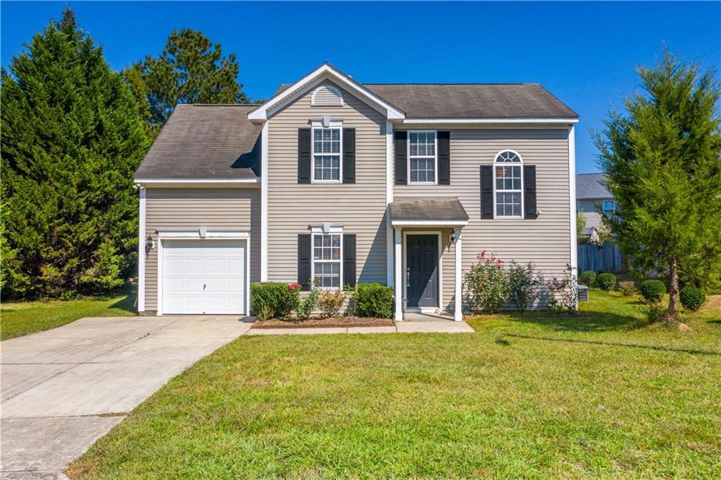 6429 Saybrooke Drive Property Photo - Raleigh, NC real estate listing