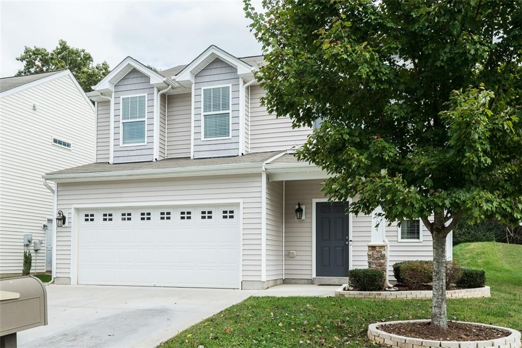 804 Blue Lake Drive Property Photo - Mebane, NC real estate listing