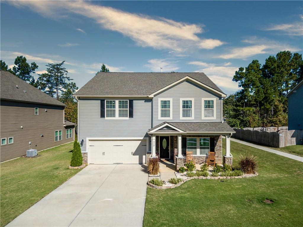 912 Sugar Tree Drive Property Photo - Mebane, NC real estate listing