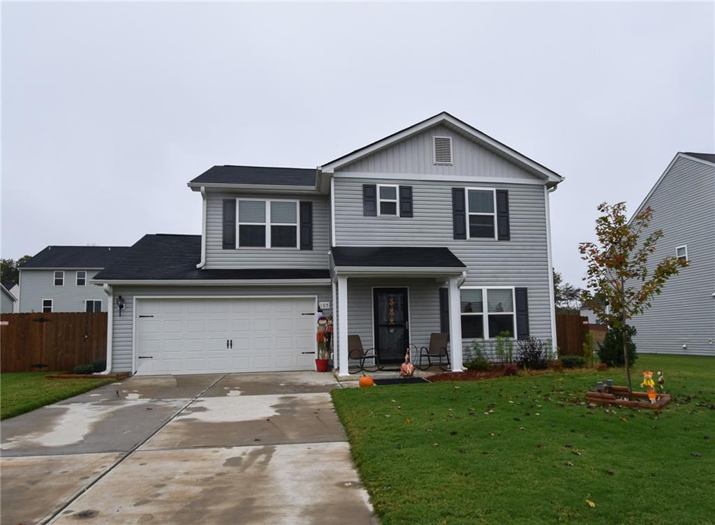105 Telegraph Lane Property Photo - Burlington, NC real estate listing