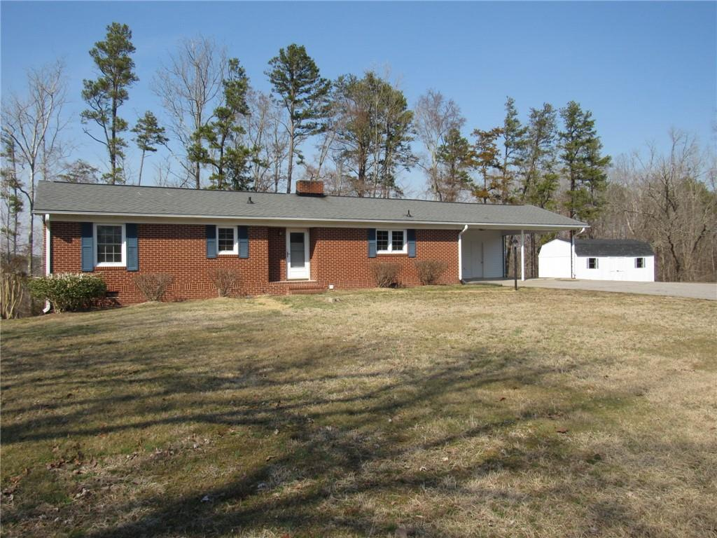 3187 Longs Mill Road Property Photo - Blanch, NC real estate listing