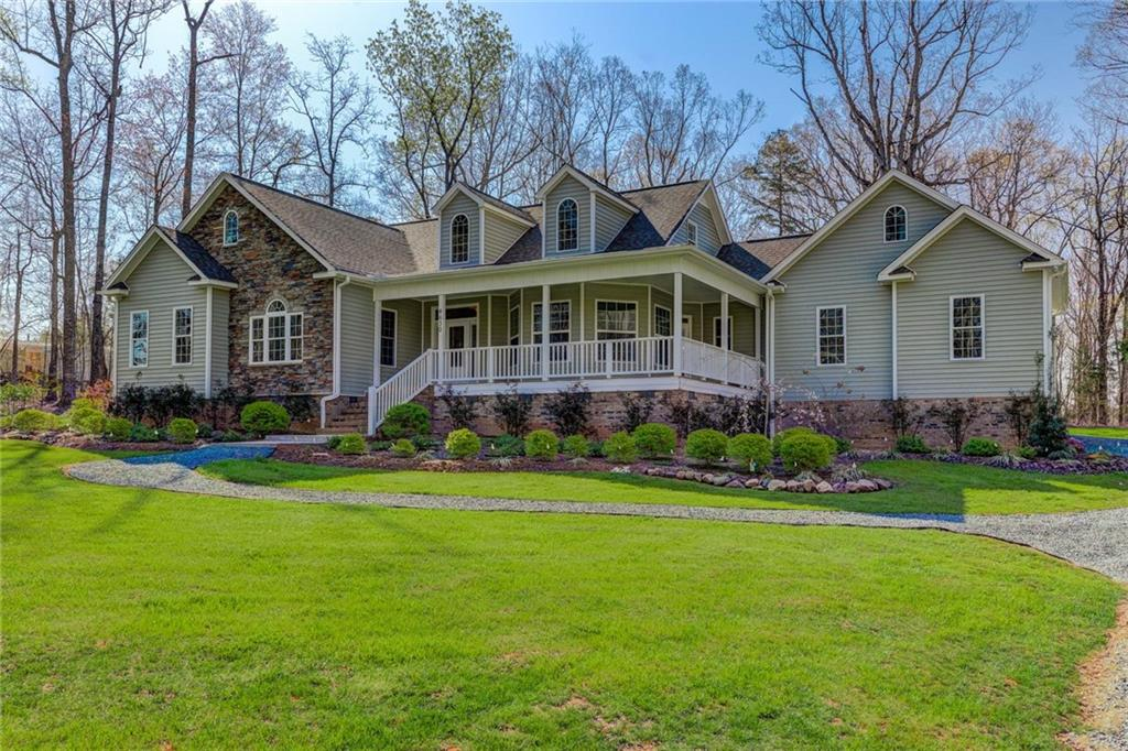 4630 Stafford Mill Road Property Photo - Liberty, NC real estate listing