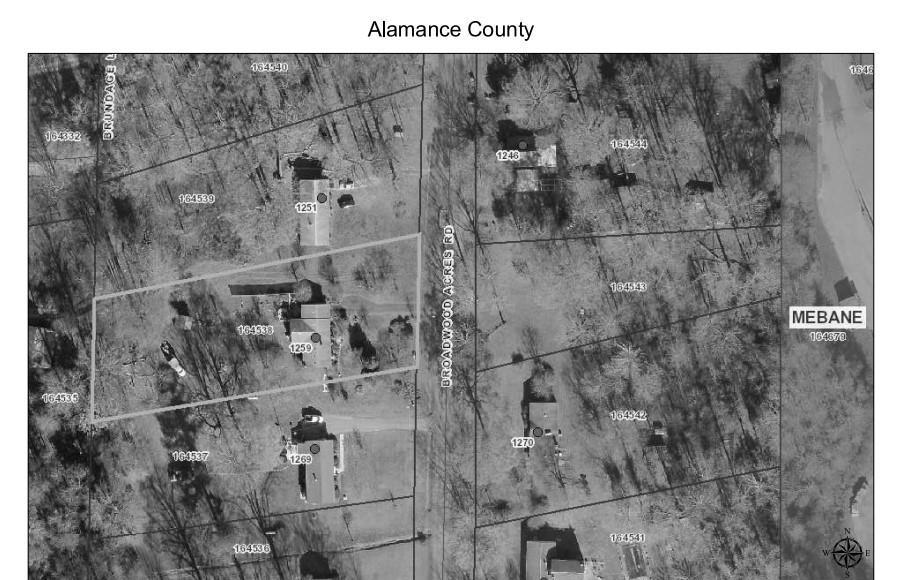 1259 Broadwood Acres Road Property Photo