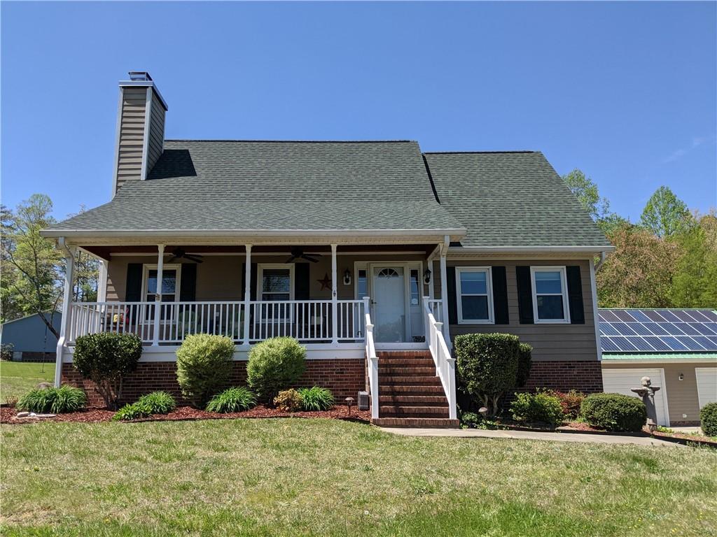 4501 Alamance Church Road Property Photo - Liberty, NC real estate listing
