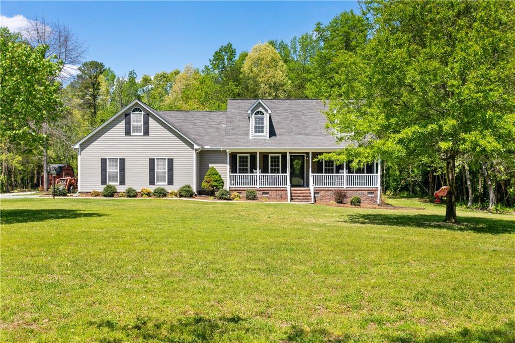 6645 Homestead Farm Lane Property Photo - Liberty, NC real estate listing
