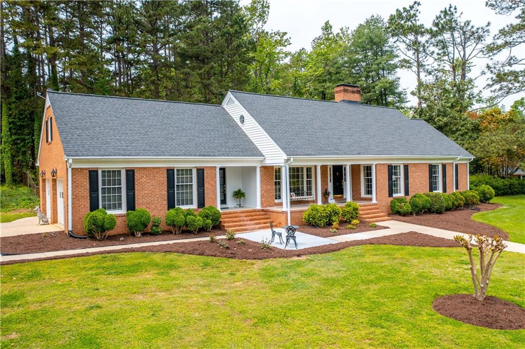 331 Wimbledon Drive Property Photo - Roxboro, NC real estate listing