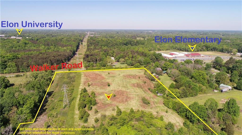 0 Walker Road Property Photo - Elon, NC real estate listing
