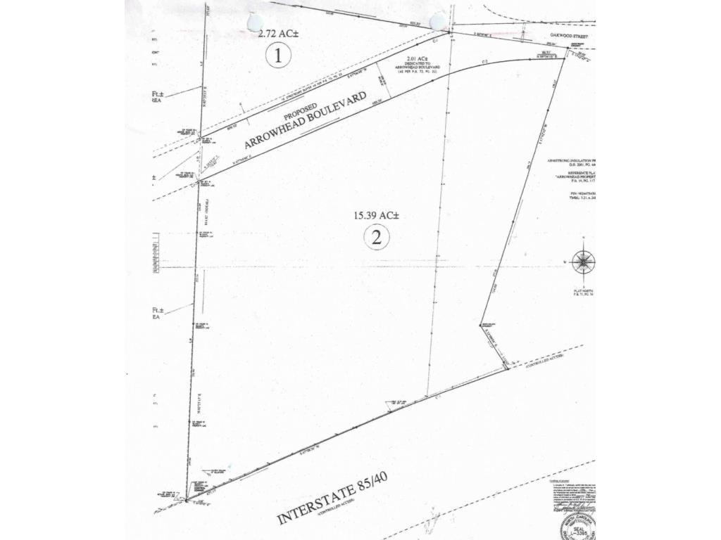 0 Arrowhead Boulevard Property Photo - Mebane, NC real estate listing