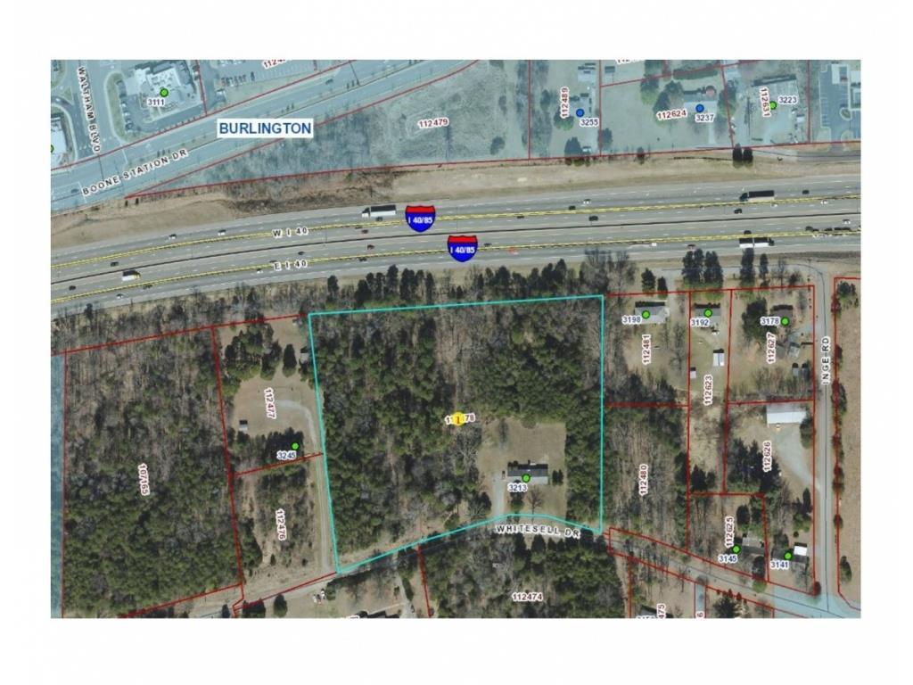3213 Whitesell Drive, Burlington, NC 27215 - Burlington, NC real estate listing