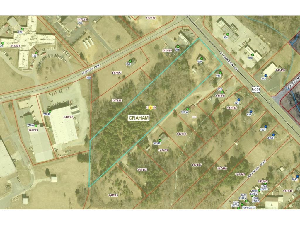909 E Harden, Graham, NC 27253 - Graham, NC real estate listing