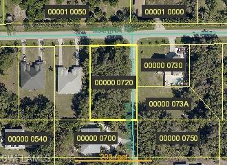 5751 Marina Road Property Photo - BOKEELIA, FL real estate listing