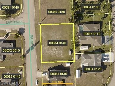 523 Marby Road Property Photo - LEHIGH ACRES, FL real estate listing