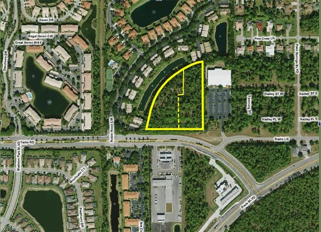 Radio Rd. Property Photo - NAPLES, FL real estate listing