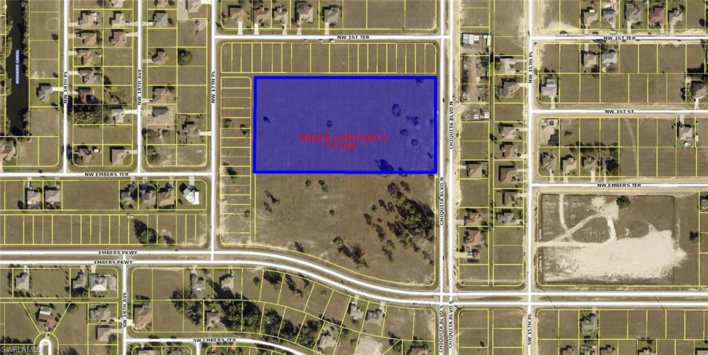 20 Chiquita Boulevard N Property Photo - CAPE CORAL, FL real estate listing