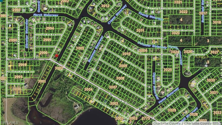 1222 March Drive Property Photo - PORT CHARLOTTE, FL real estate listing