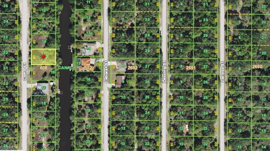 3124 Como Street Property Photo - PORT CHARLOTTE, FL real estate listing