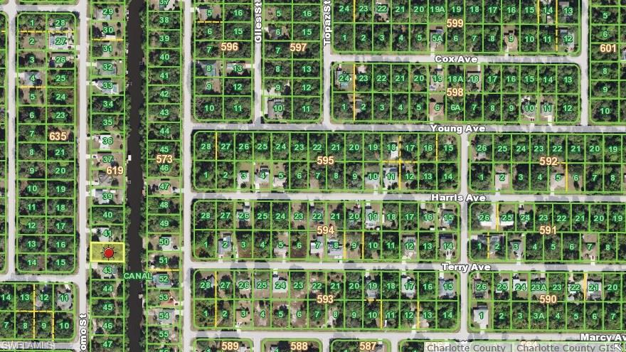 2234 Como Street Property Photo - PORT CHARLOTTE, FL real estate listing