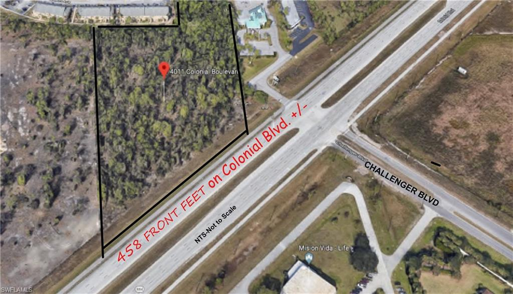 4011 Colonial Boulevard Property Photo - FORT MYERS, FL real estate listing
