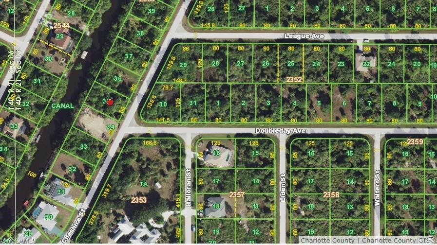 249 Cheshire Street, PORT CHARLOTTE, FL 33953 - PORT CHARLOTTE, FL real estate listing