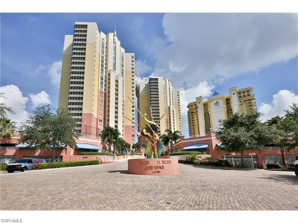 2797 1st Street #1105 Property Photo - FORT MYERS, FL real estate listing