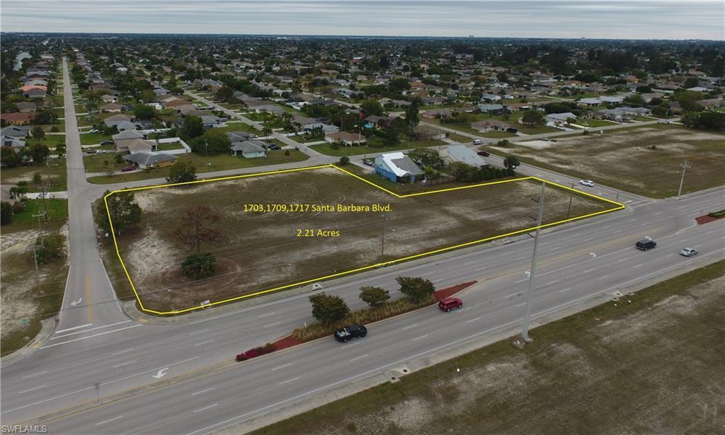 1703 - 1717 Santa Barbara Boulevard Property Photo - CAPE CORAL, FL real estate listing