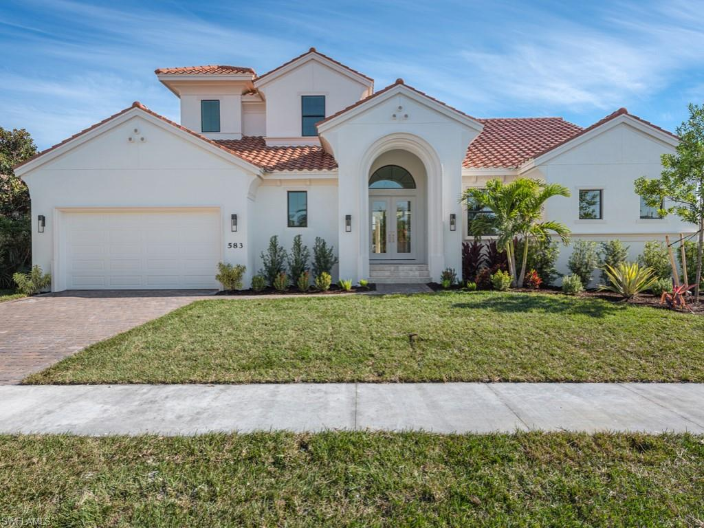 583 Tripoli Court Property Photo - MARCO ISLAND, FL real estate listing