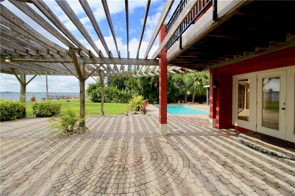 744 Overiver Drive Property Photo - NORTH FORT MYERS, FL real estate listing