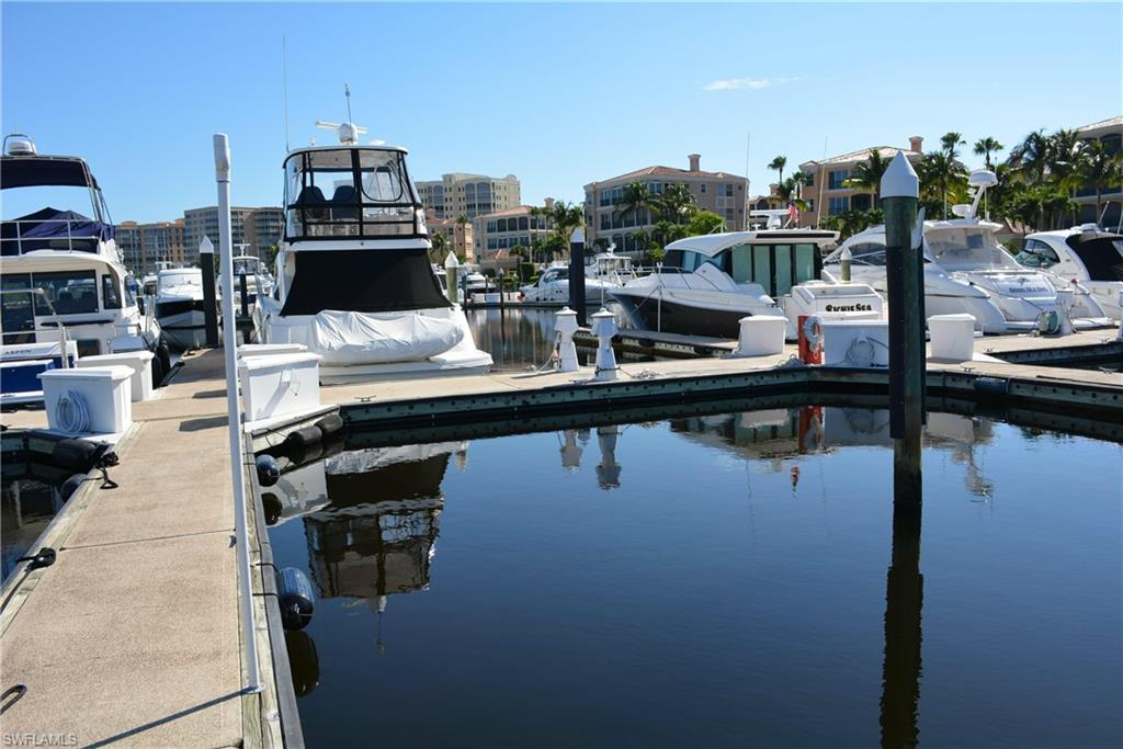 50 Ft. Boat Slip At Gulf Harbour E-24 Property Photo