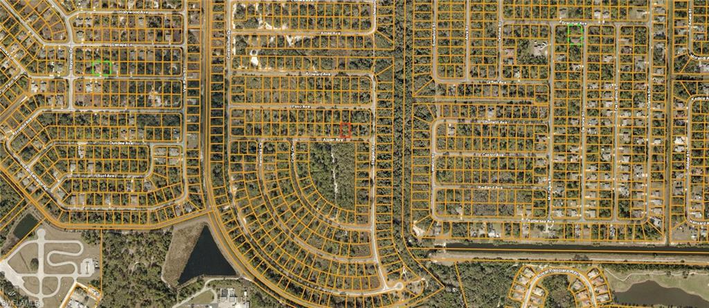 Alpen Avenue Property Photo - NORTH PORT, FL real estate listing