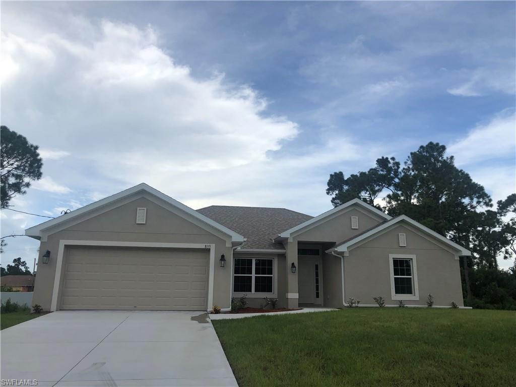 835 Warren Street Property Photo - LEHIGH ACRES, FL real estate listing