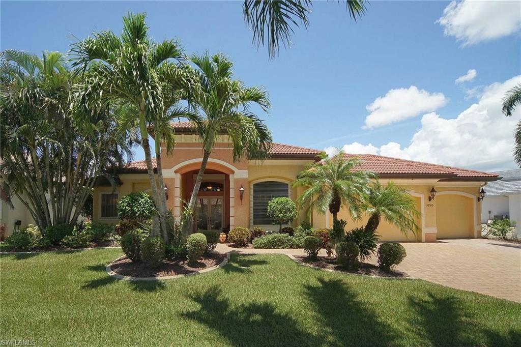 5820 Harbour Circle Property Photo - CAPE CORAL, FL real estate listing