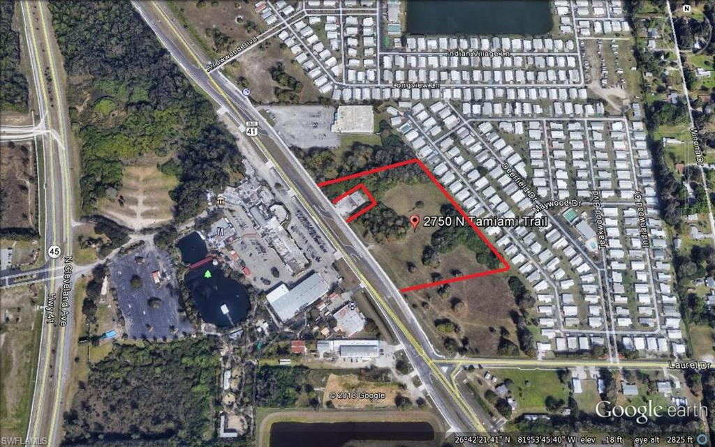 2750 N Tamiami Trail Property Photo - NORTH FORT MYERS, FL real estate listing