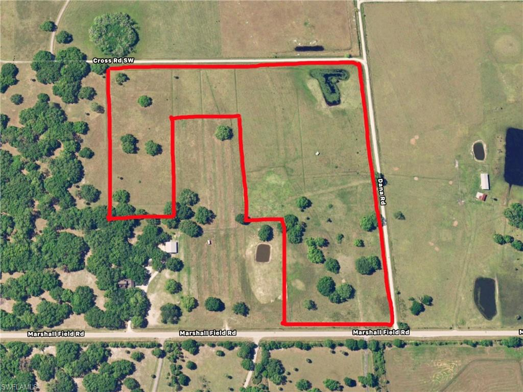 0 Marshall Field Road Property Photo - LABELLE, FL real estate listing