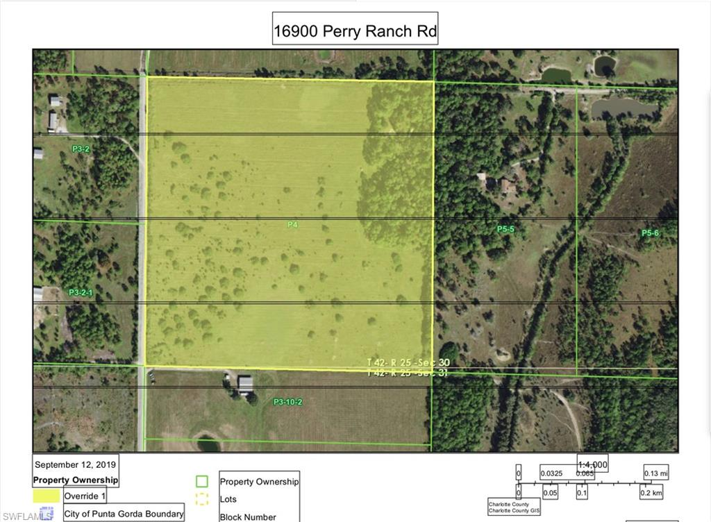 16900 Perry Ranch Road Property Photo