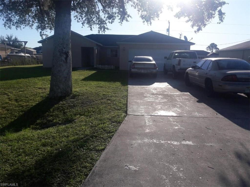 595 Bell Boulevard S Property Photo - LEHIGH ACRES, FL real estate listing
