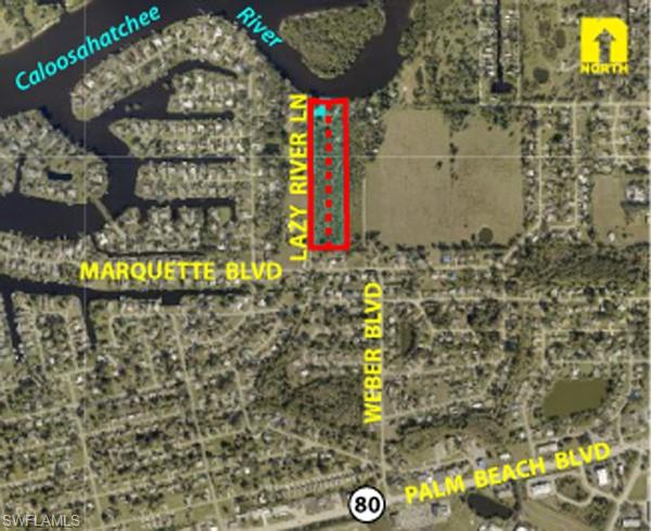 2318 & 2330 Lazy River Lane Property Photo - FORT MYERS, FL real estate listing