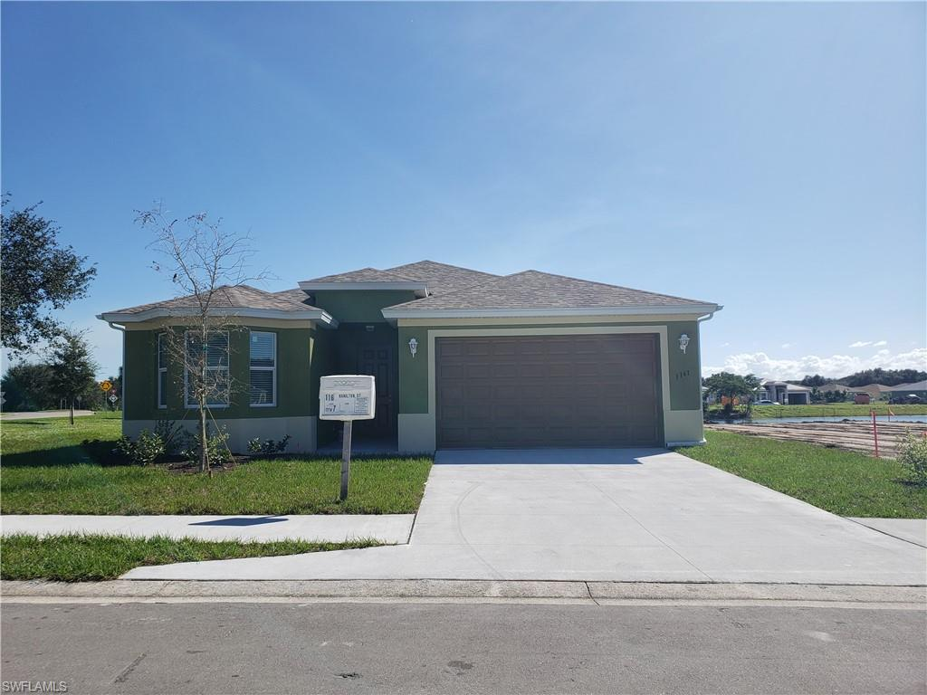 1161 Hamilton Street Property Photo - IMMOKALEE, FL real estate listing