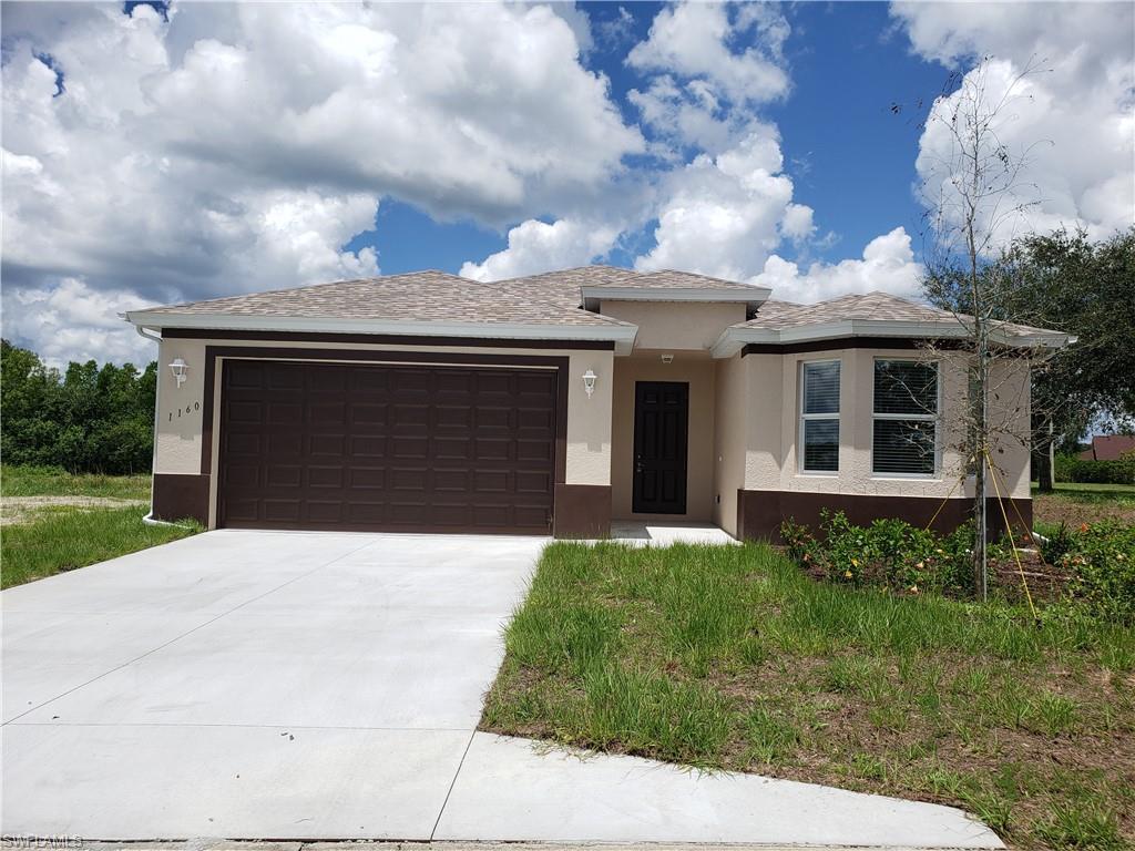 1160 Hamilton Street Property Photo - IMMOKALEE, FL real estate listing