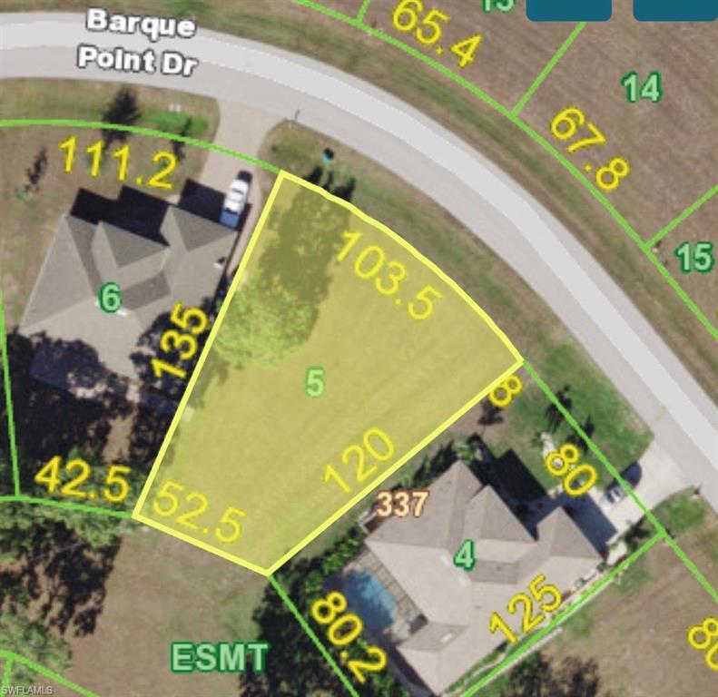 25399 Barque Point Drive Property Photo - PUNTA GORDA, FL real estate listing